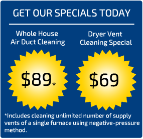 Air Duct Cleaning Auburn Coupons